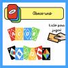 juego uno abecedario