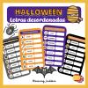 halloween letras desordenadas