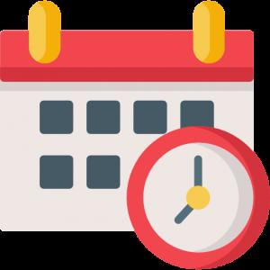 horario para rutina