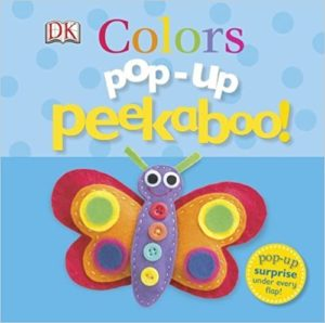 colors pop up book