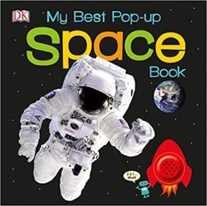 space pop up book