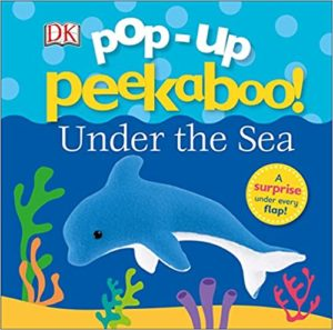 under the sea pop up book
