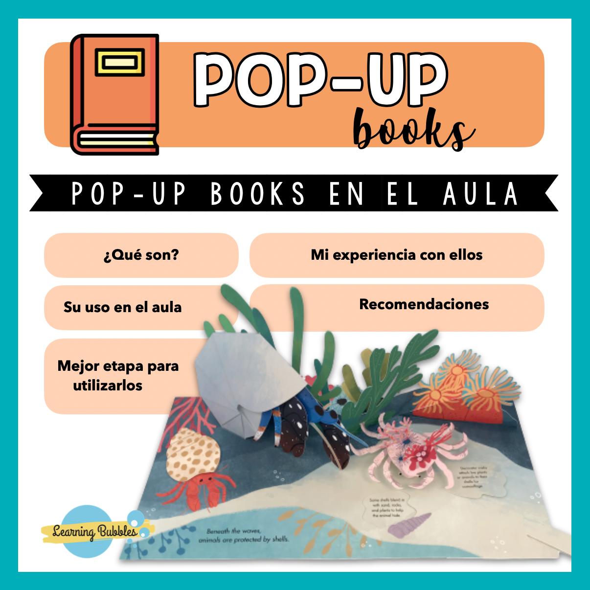 POP-UP BOOKS EN EL AULA