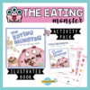The eating monster activity pack