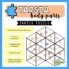 Tarsia body parts