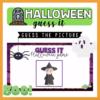 Halloween guess it