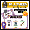 halloween story dices