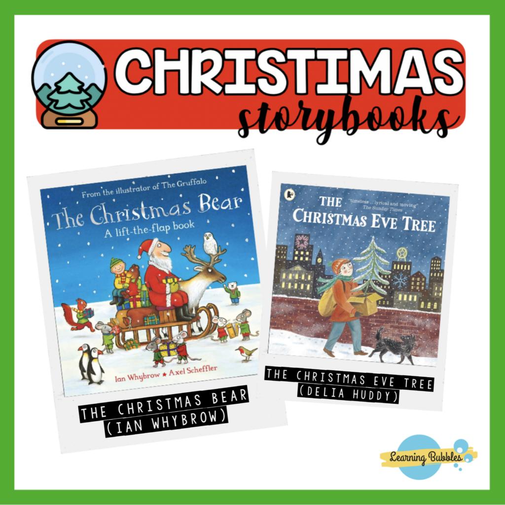 christmas storybooks libros navidad inglés