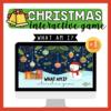 christmas interactive game