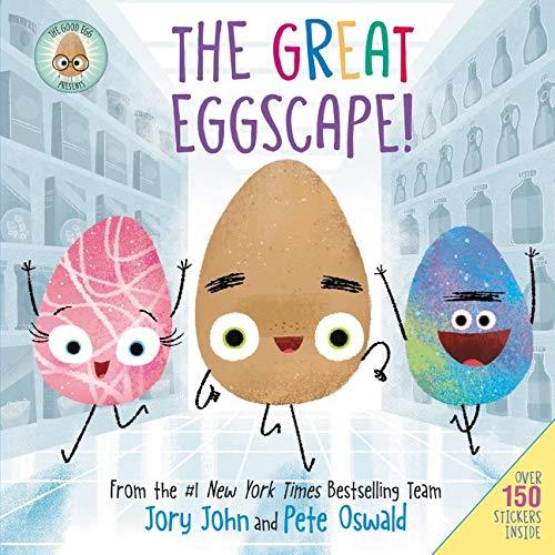 the great eggscape