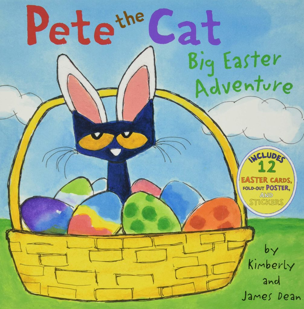 Pete the cat easter