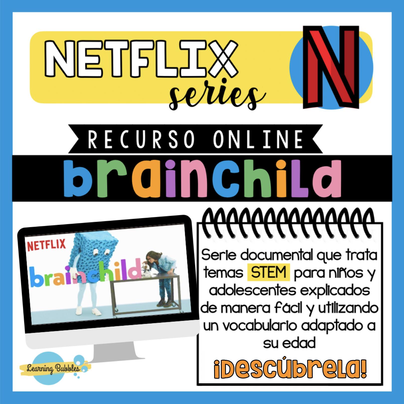 BRAINCHILD – STEM PARA NIÑOS Y ADOLESCENTES