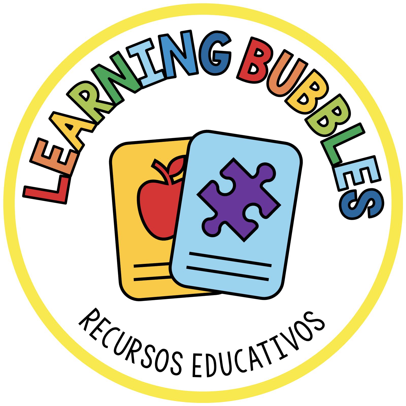 Learning Bubbles- Materiales y recursos educativos descargables